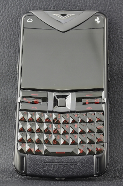 MINT CONDITION Vertu Constellation Quest Ferrari