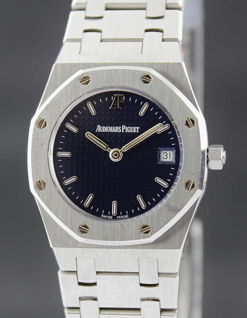 AP LADY SIZE STAINLESS STEEL ROYAL OAK / 66270ST/O/0722ST/03