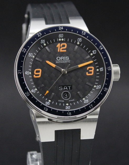 AN ORIS AUTOMATIC WATCH / COMPLETE