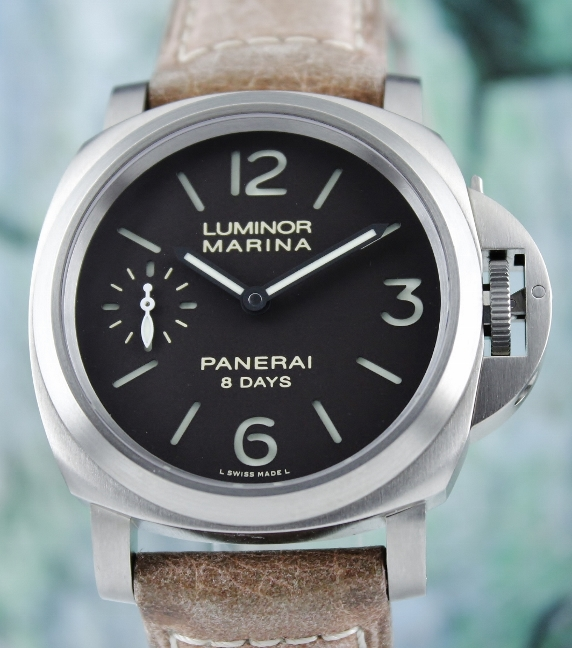 "PANERAI PAM 564 ""Q"" LUMINOR BASE MODEL"