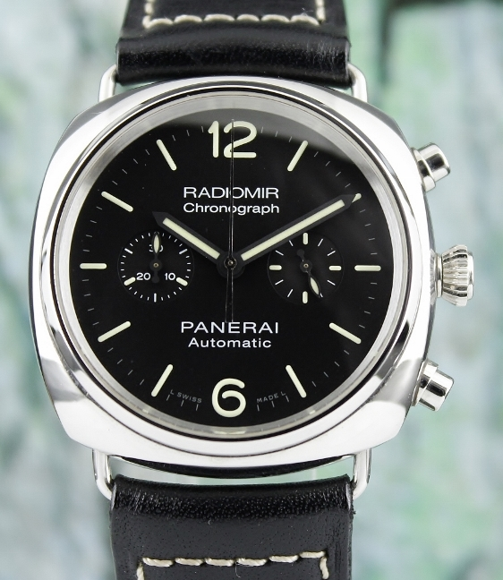 "PANERAI RADIOMIR CHRONOGRAPH AUTOMATIC WATCH / PAM 369 ""N"" SERIES"