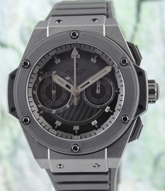 Like New Hublot Big Bang King Power Foudroyante Limited 500 Pieces / 715.CI.1110.RX