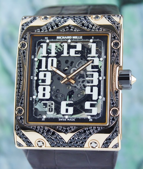 Richard Mille RM-016 Ultra Thin Skeleton Dial Limited Edition