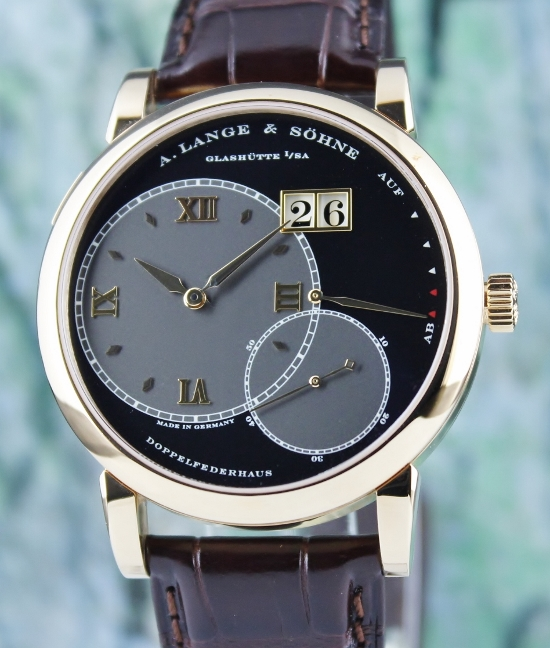 Like New A. Lange & Sohne 18K Rose Gold Grand Lange 1 / 115.031