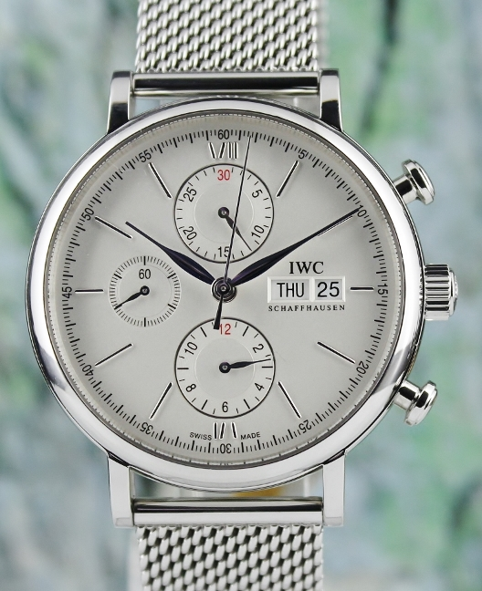 IWC PORTOFINO CHRONOGRAPH AUTOMATIC CHRONOGRAPH WATCH IW391011