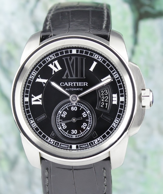 Cartier Calibre De Cartier Automaitc Watch / 3299