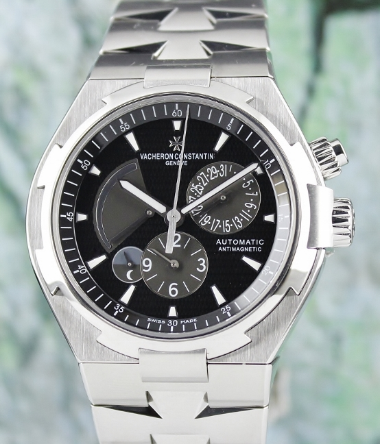 Vacheron Constantin Overseas Dual Time Automatic Watch / 47450