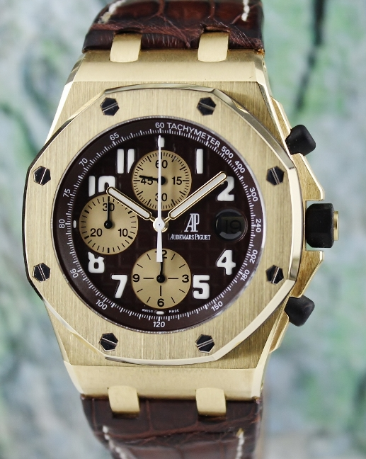 AP Royal Oak Offshore Arnold Schwarzenegger Limited Edition 400 Pieces / 26007BA.00.D088CR.01