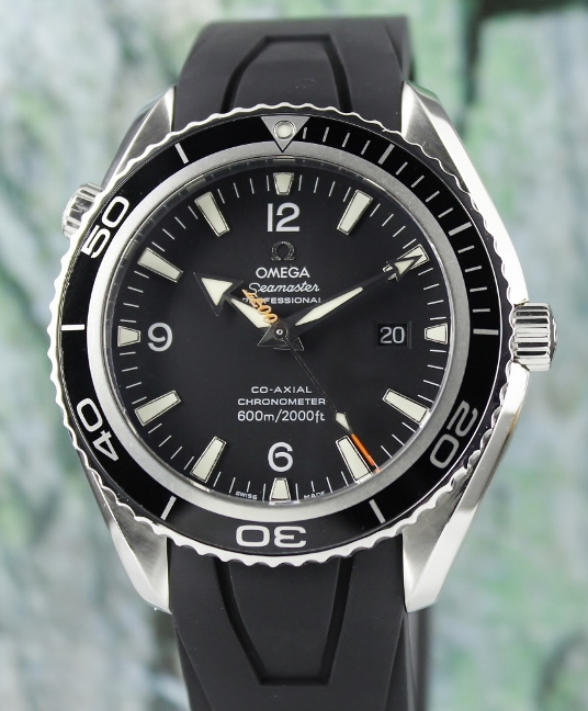 Omega Seamaster Planet Ocean Casino Royale Limited Edition / 2907.50.91