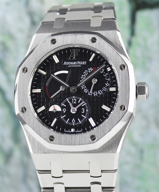 Audemars Piguet Stainless Steel Royal Oak Dual Time / 26120ST.OO.1220ST.03