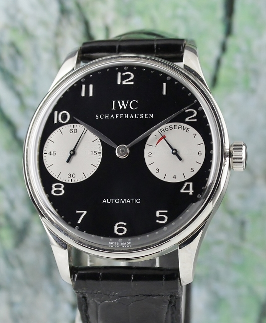 IWC 7 Days Portuguese Limited Edition 1000 Pieces / IW50001