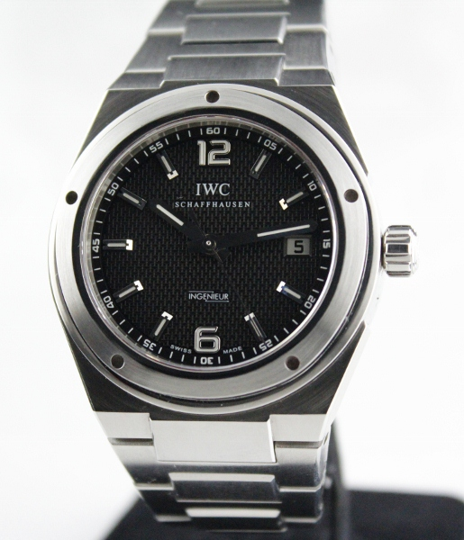 Ingenieur Automatic Mission Earth / Complete