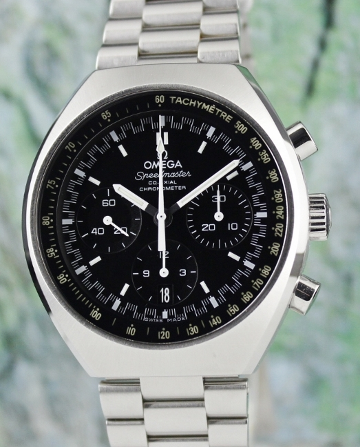 LIKE NEW UNPOLISHED OMEGA Speedmaster Mark II Chronograph Watch / 327.10.43.50.01.001.