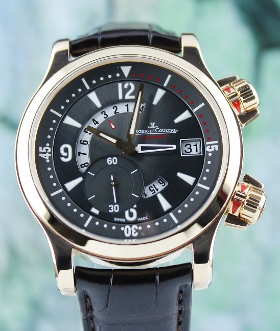 LIKE NEW Jaeger-LeCoultre Master Compressor Dualmatic / 146.2.02