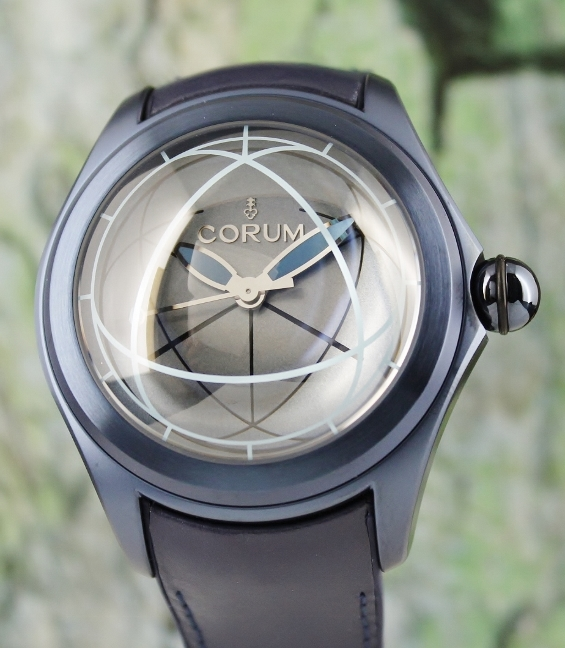 Unworn New Corum Bubble Op Art Limited Edition 350 Pieces / 082.312.98/ 0063 OP02