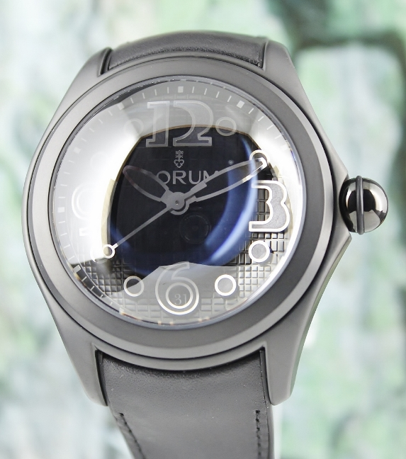 Unworn New Corum Bubble Op Art Limited Edition 350 Pieces / 082.300.98/ 0061 FN30