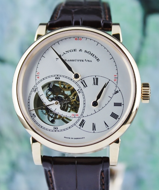 Like New A.Lange & Sohne Richard Lange Tourbillon Pour le Merite /760.032F