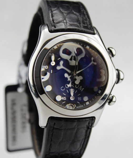 "A BRAND NEW CORUM LIMITED EDITION ""JOLLY ROGER"""