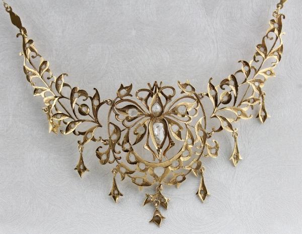 Malaysian ethnic jewelry
