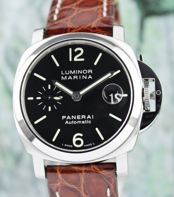 PANERAI LUMINOR MARINA AUTOMATIC DATE 40MM / PAM 48