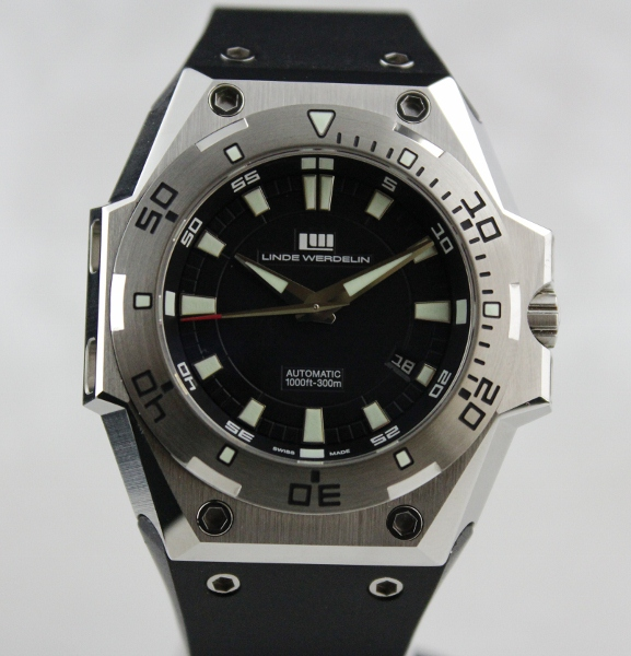 """LNIB"" LINDE WERDELIN LIMITED 88 PIECES AUTOMATIC WATCH"