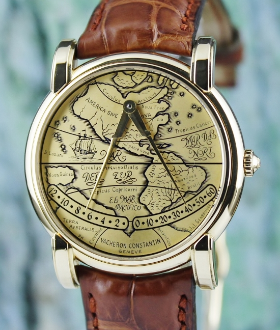 "Vacheron Constantin Mercator "" The Americas"" Automatic Watch / Ref 43050"