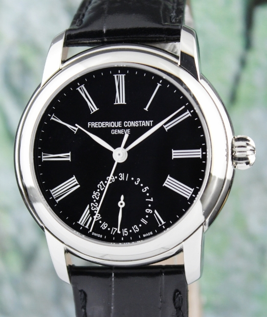 UNWORN FREDERIQUE CONSTANT STAINLESS STEEL AUTOMATIC WATCH