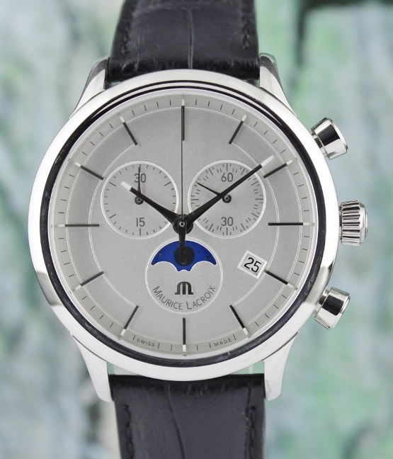 UNworn Maurice Lacroix Stainless Steel Watch / LC 1148