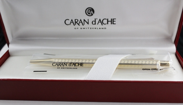 """BRAND NEW"" CARAN d'ACHE BALL PEN"