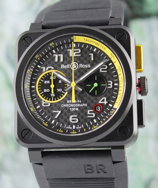 LIKE NEW Bell & Ross Limited Edition / BR03-94 RS17