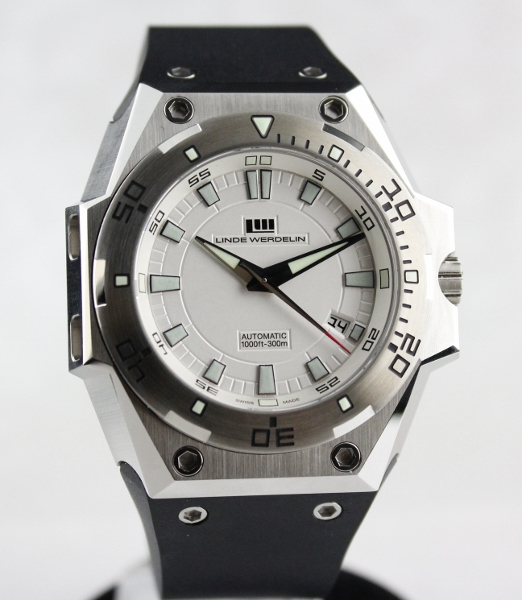 BRAND NEW LINDE WERDELIN LIMITED 88 PIECES AUTOMATIC WATCH