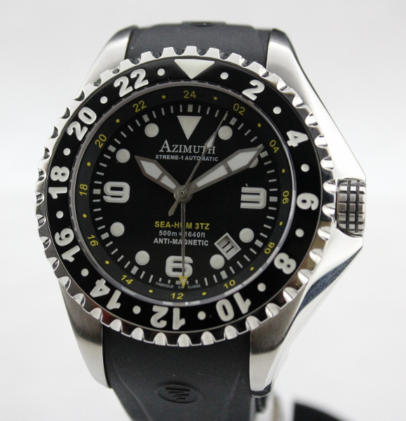 LNIB AZIMUTH SEA - HUM 3TZ / COMPLETE - Click Image to Close