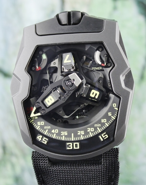 UNWORN NEW URWERK UR-210 LIMITED EDITION 75 PIECES