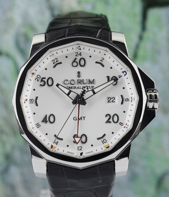 CORUM Admiral's Cup GMT Automatic Watch