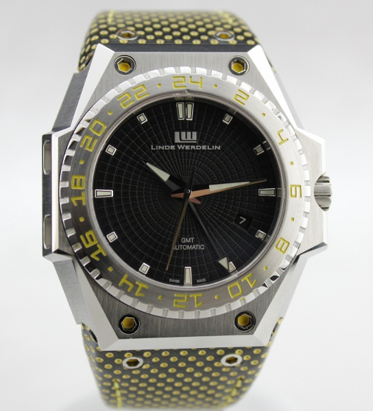 A BRAND NEW LINDE WERDELIN LIMITED 9 PIECES 3 TIMER RACING YELLOW""