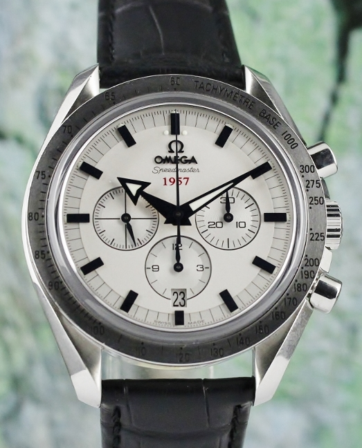 OMEGA Speedmaster 1957 Broad Arrow Co-axial Automatic Chronograph Watch / 321.10.42.50.02.001