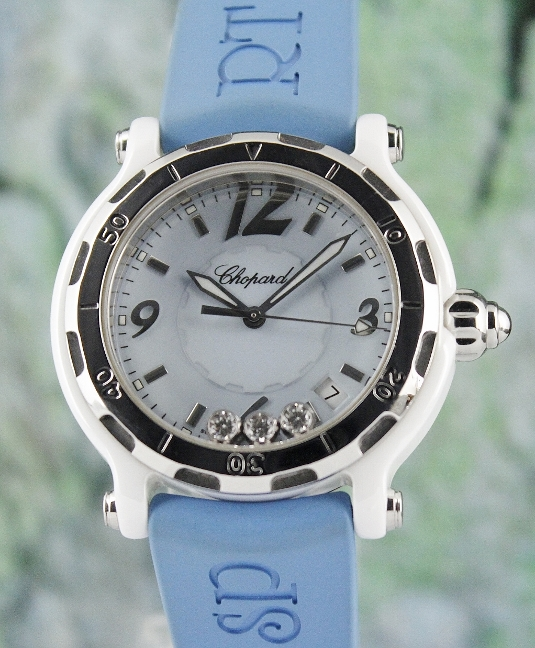 A CHOPARD HAPPY SPORT LIMITED EDITION 300 PIECES / 8507