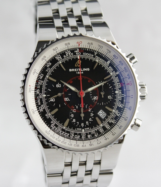 A LIMITED EDITION BREITLING MONTBRILLANT LEGENDE/ A23350