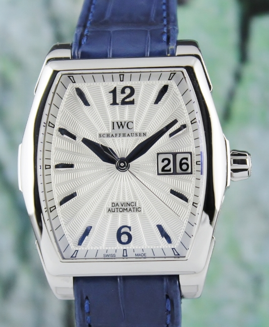 "Like New IWC Da Vinci ""Big Date"" Automatic Watch / IW452314"