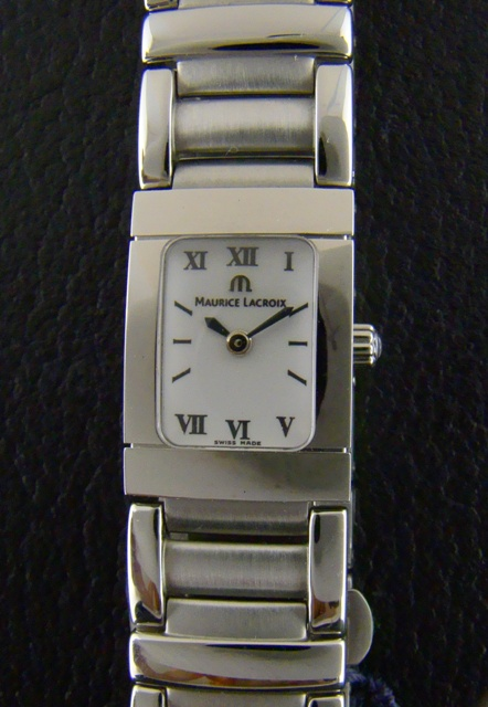 BRAND NEW MAURICE LACROIX FULL STEEL WATCH