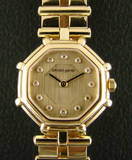 Gerald Genta 18K Gold Lady - Success